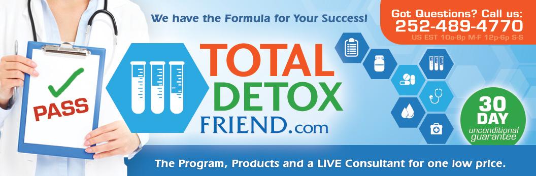 Total Detox Friend